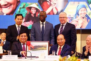 Thủ tướng: Việt Nam khát vọng lọt vào nhóm nước thu nhập cao
