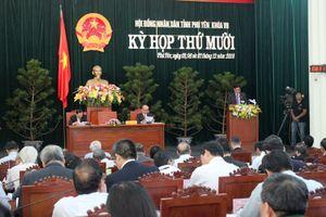 Phú Yên lấy phiếu tín nhiệm đối với các chức danh do HĐND tỉnh bầu