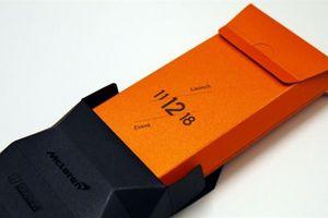 Lộ diện thư mời tham dự sự kiện ra mắt OnePlus 6T McLaren Edition