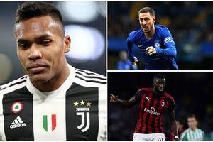 Chuyển nhượng 5/12: Chelsea 'giữ chân' Hazard, sao Juventus tới MU?
