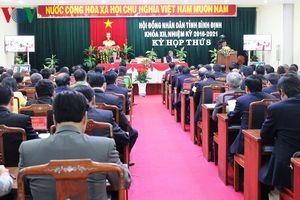 Bình Định, Kon Tum: Lấy tín nhiệm với người giữ chức vụ do HĐND bầu