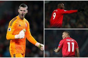Đội hình dự kiến của MU trước Arsenal: Không Pogba, không Sanchez
