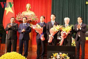 Chánh Văn phòng Thành ủy được bầu làm Phó Chủ tịch TP Hải Phòng