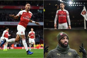 Đội hình Arsenal trận gặp MU: Ngăn Quỷ đỏ phục sinh