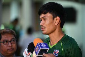 'Sát thủ' Thái Lan: 'Chúng tôi may mắn không thủng lưới ở Malaysia'