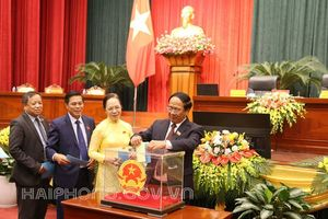 Hải Phòng miễn nhiệm chức Phó Chủ tịch UBND Thành phố với ông Lê Thanh Sơn