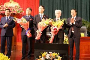 Hải Phòng: Bầu bổ sung Phó Chủ tịch HĐND và UBND