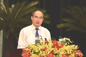 Khai mạc kỳ họp thứ mười hai, HĐND TP Hồ Chí Minh khóa IX