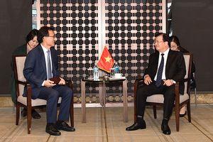 Thúc đẩy quan hệ hợp tác Việt Nam - Hàn Quốc phát triển mạnh mẽ, hiệu quả và toàn diện