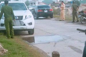 Kết luận chính thức vụ Thượng úy công an tử vong trong ô tô