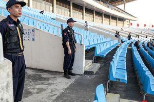 Bán kết lượt về Việt Nam - Philippines: An ninh thắt chặt, hàng nghìn cảnh sát được tăng cường, giữ an ninh cho trận đấu
