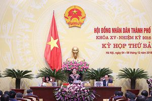 Giám đốc Sở GDĐT Hà Nội đạt 'Số phiếu tín nhiệm cao' thấp nhất
