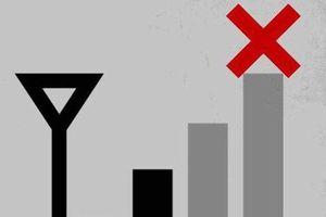 MobiFone 'rớt mạng' 3G, 4G, nhiều khách hàng bị ảnh hưởng