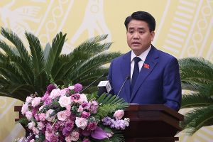 Chủ tịch UBND TP Hà Nội: Kiên định với mục tiêu lấy người dân, doanh nghiệp làm trung tâm phục vụ
