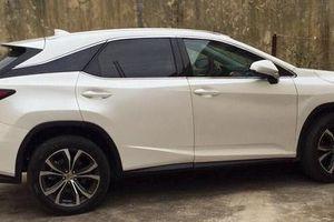 Chiêu trò táo tợn của nhóm trộm cắp xe sang Lexus