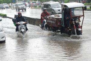 Tìm lời giải cho nạn ngập lụt tại TP Hồ Chí Minh - Bài 1: Đã ở mức báo động
