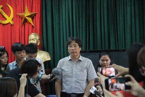 Vụ tát học sinh ở trường Quang Trung: Gia đình chấp nhận lời xin lỗi, học sinh đã đi học bình thường