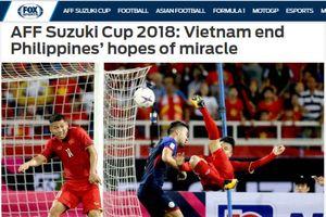 Truyền thông châu Á 'phát sốt' với chiến thắng của ĐT Việt Nam