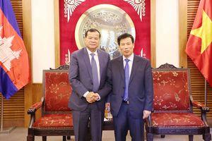 Đẩy mạnh hợp tác phát triển du lịch Việt Nam – Campuchia