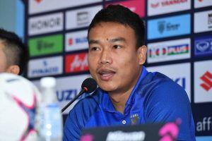 Tuyển thủ Malaysia chế nhạo tuyên bố mạnh mồm của thủ môn Thái Lan