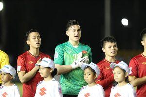 Ông Park dùng đội hình nào để Việt Nam hạ Philippines?