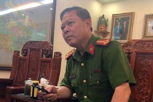 ĐBQH Lưu Bình Nhưỡng lên tiếng vụ lãnh đạo công an bị tố nhận tiền