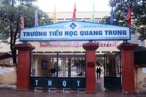 'Dịch tát' lan đến Hà Nội, giáo dục sao buồn thế?