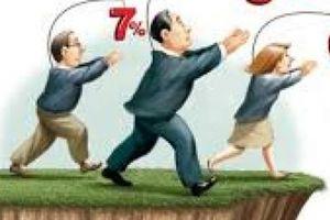 Chạy đua huy động, ngân hàng đẩy lãi suất lên 8,6%/năm
