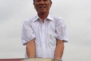 Phục tài: U70 'đeo chứng minh thư điện tử' cho cá, thu 30 tỷ/năm