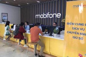 Thông tin mới nhất từ MobiFone về sự cố 'sập mạng' 3G/4G