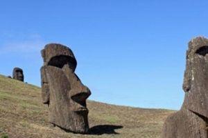Giải mã bí ẩn tượng đầu người hàng nghìn năm tuổi trên đảo Phục Sinh