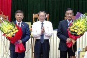 Quảng Bình có Chủ tịch UBND tỉnh mới