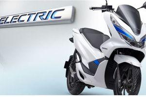 Xe ga điện Honda PCX giá 144,5 triệu đồng tại Nhật Bản