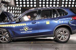 Hyundai Santa Fe và BMW X5 lỗi túi khí vẫn an toàn