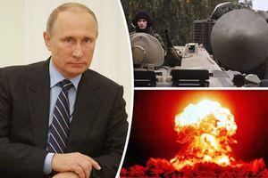 Chứng lý của Nga về việc Mỹ muốn rút khỏi Hiệp ước INF