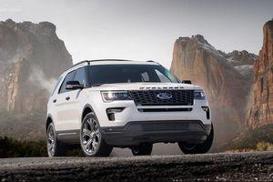 Bảng giá xe ô tô Ford mới nhất tháng 12/2018: Siêu bán tải Raptor 'chào sân' giá gần 1,2 tỷ đồng