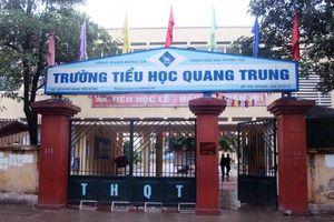 Vụ học sinh lớp 2 bị phạt tát 50 cái ở Hà Nội: Trưởng phòng GD-ĐT hé lộ nội dung tường trình của cô giáo