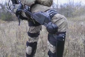 Quân đội Mỹ sẽ có 'siêu chiến binh' nhờ 'khung xương' thông minh?