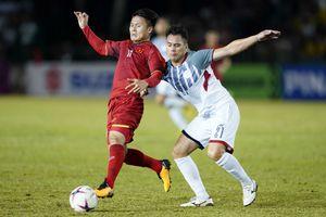 Việt Nam sẽ lại thắng Philippines bằng bóng bổng