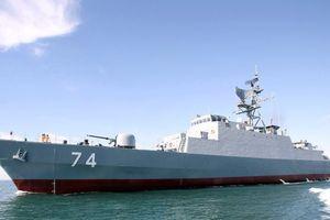 Iran dọa phong tỏa eo biển Hormuz