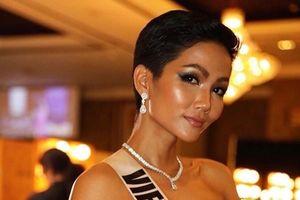 H'Hen Niê gây tranh cãi khi nói tiếng Anh sai ngữ pháp tại 'Miss Universe 2018'