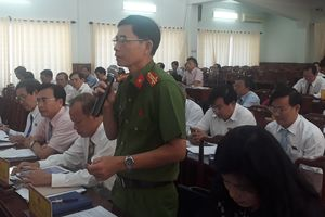Doanh nghiệp trá hình hoạt động tín dụng đen ở Ninh Thuận