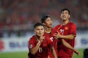 Thắng Philippines tổng tỷ số 4-2, tuyển Việt Nam gặp lại Malaysia ở chung kết AFF Cup 2018