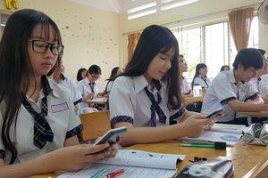 Đề thi tham khảo THPT quốc gia 2019: Môn toán độ khó vừa phải
