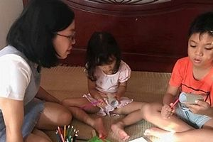 Cả gia đình chung tay bảo vệ môi trường