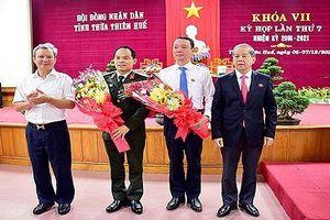 Chân dung tân Phó Chủ tịch UBND tỉnh Thừa Thiên Huế