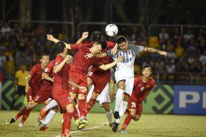 Việt Nam vs Philippines: Quyết chiến vào chung kết