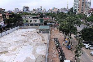 Dự án khách sạn trên 'đất vàng' giữa Thủ đô bỏ hoang hơn 20 năm