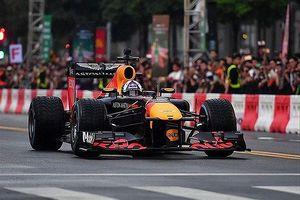Hà Nội cống hóa hai dự án để làm đường đua F1