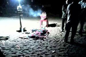 Nam sinh lớp 6 chết đuối thương tâm lúc tắm biển